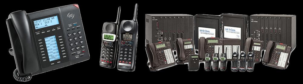 ESI ESTECH Phone Systems